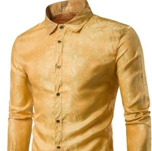 Other - Stunning Homme Couture Shirt